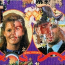 Royal Wedding 2010 jigsaw collage