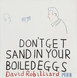 David Robilliard Eggs