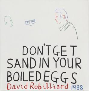 David Robilliard Eggs